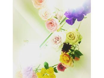 沢山のお花達をありがとうございます!!