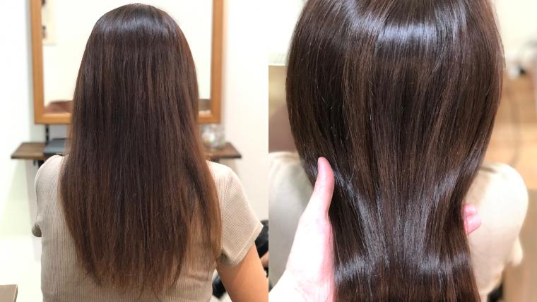 赤は嫌だけど髪が黄色くなってしまう方におすすめのカラー